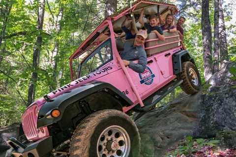 Newfound Gap Smoky Mountains 3-Hour Jeep Tour