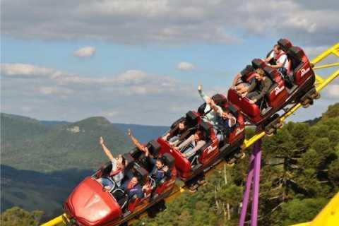 Canela: Alpen Park Day Pass