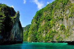 De Phi Phi: Aventura nas Ilhas Evitando Multidões