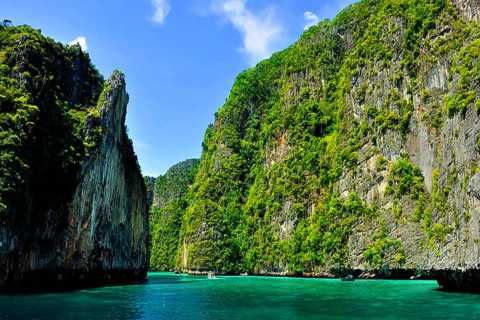 From Phi Phi: Beat The Crowds Island Hopping Day Trip