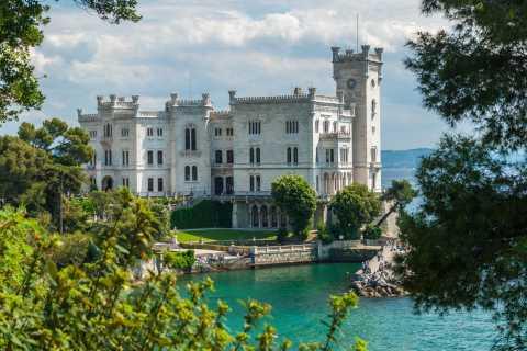 Trieste: Skip-the-Line Miramare Castle & Private Transfer