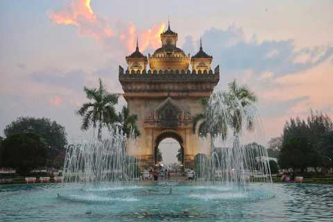 Vientiane Highlights & Buddha Park Full Day Tour with Lunch