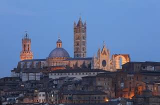 Siena: Dom & Piccolomini-Bibliothek - Schnelleinlass-Ticket