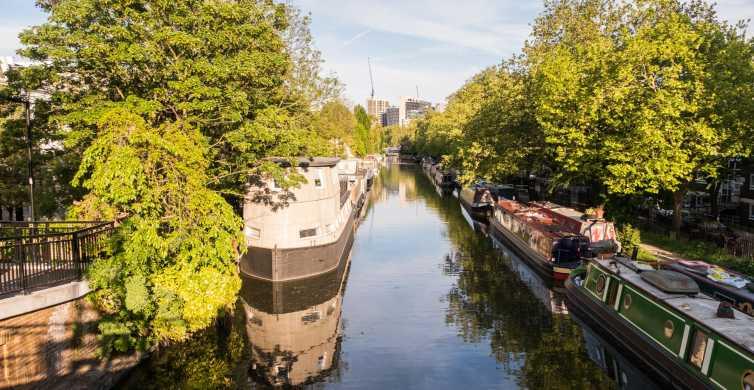 Londres: City Canals & Gardens Exploration Game & Tour