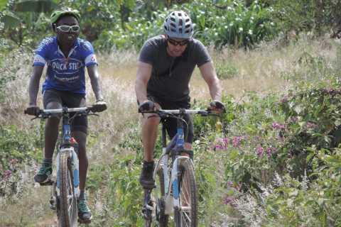 Moshi: Kilimanjaro Bike Park Safari