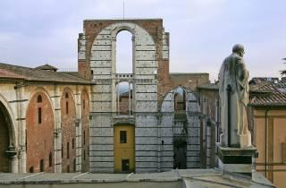 Siena: Kathedrale von Siena & Santa Maria della Scala Pass