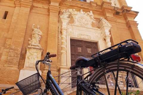Agrigento Electric Bike Rental in Historic Center