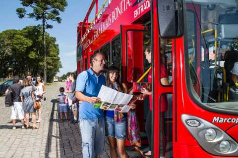 Gramado: Hop-On Hop-Off Bus with a 1, 2, or 3-Day Pass