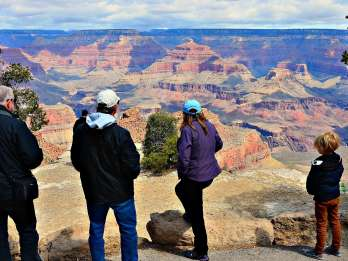 Von Flagstaff: Grand Canyon National Park Tour