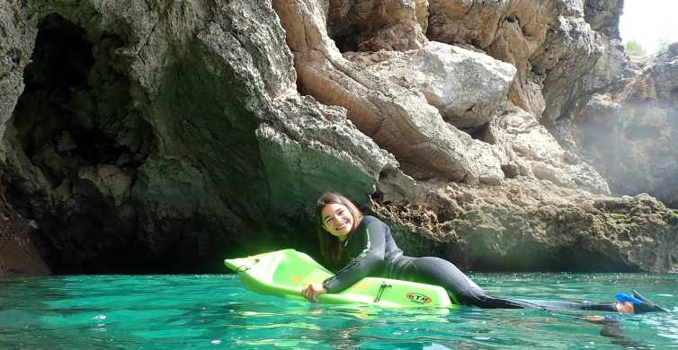 Sesimbra: Underwater Exploration by Seaview Board