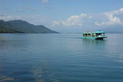 From Vientiane: Nam Ngum Reservoir Private Day Trip