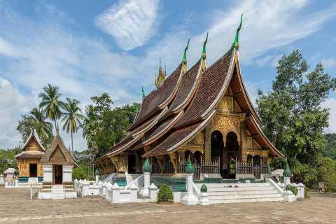 Luang Prabang: Pak Ou Caves and UNESCO City Highlights Tour