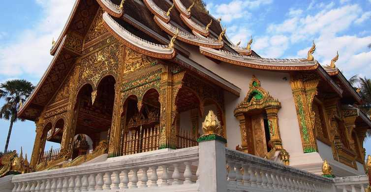 Luang Prabang: Half-Day UNESCO Heritage Sites Guided Tour