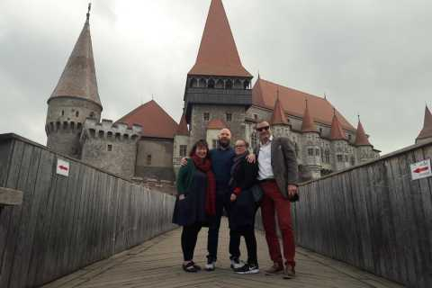 From Brasov: Corvin Castle and Sibiu Private Tour