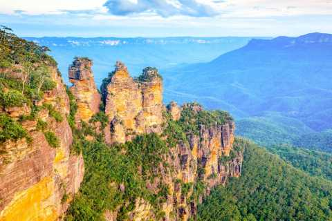 Small Group Blue Mountains, Featherdale & Cruise Day Tour