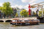Amsterdam: Semi-Open Canal Boat Cruise