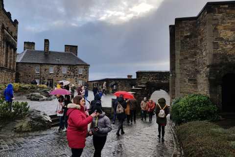 Edinburgh Castle: Guided Tour in Spanish