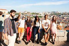 Porto: Excursão a Pé Guiada de 3 Horas Destaques da Cidade