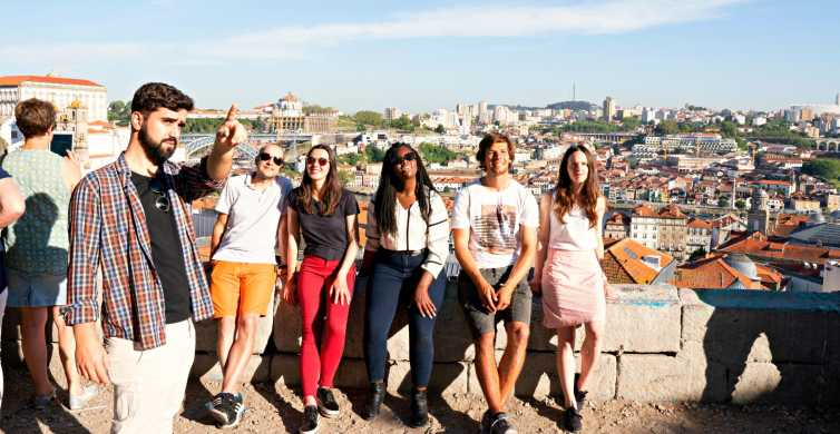 Porto: 3-Hour Guided City Highlights Walking Tour