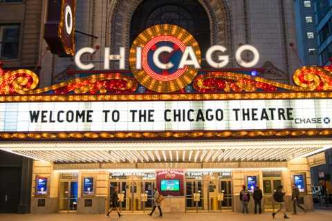 Chicago: visite du théâtre de Chicago