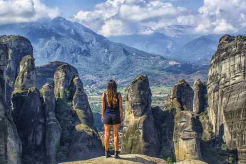 Panoramic Meteora and Monasteries Tour from Kalampaka