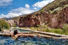 Mendoza: Ingresso Spa Termal Cacheuta