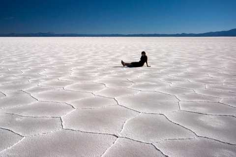 From Salta: Full-Day Tour to Salinas Grandes and Purmamarca