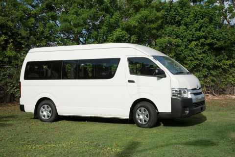 Shared Minivan Service Between Luang Prabang and Vang Vieng