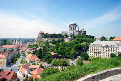 From Budapest: Danube Bend Day Trip in English