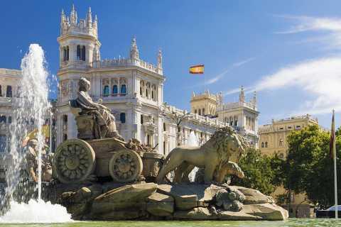 Majestic Madrid 2.5-Hour Walking Tour