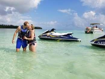 Key West: Jet-Ski-Insel-Tour mit kostenlosem Zweitfahrer