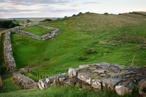 Hadrian's Wall: 4-Hour Guided Tour