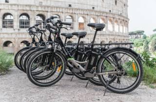 Rom auf eigene Faust: E-Bike-Fahrt