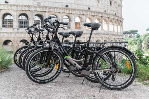 Rome On Your Own: Electric Bike Rental