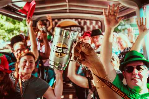 From Gramado and Canela: Beer Bus Tour