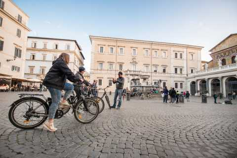 Rome: Half-Day Electric Bike Tour