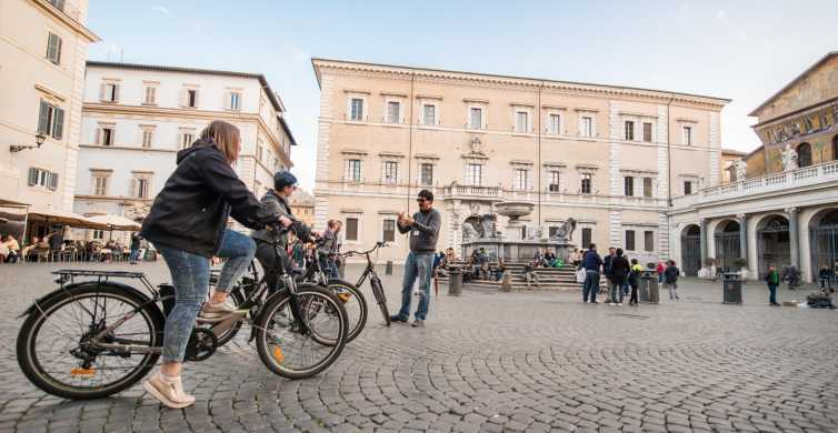 Rome: Half-Day Electric Bike Tour
