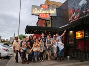 Austin: Live Music Crawl mit einem lokalen Musiker