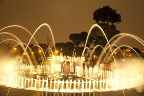 Lima: Museo Larco y Tour Mágico del Agua