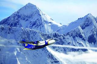 Ab Kathmandu: Flug über den Mount Everest