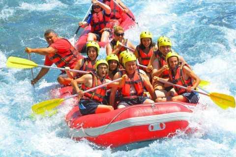 Rafting at Koprulu Canyon