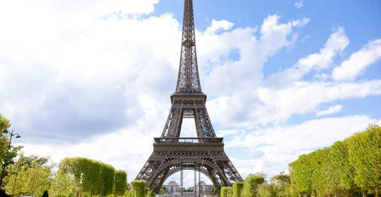 Paris: Eiffel Tower Stair Climb to Floor 2 w/ Summit Option