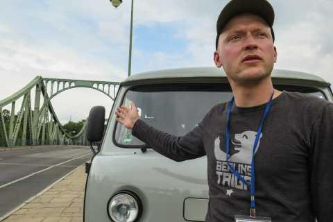 Potsdam: City Tour in a Soviet Minibus