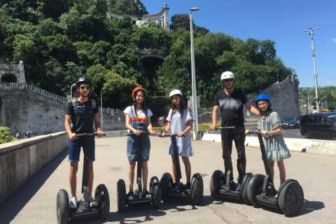 Budapest: Live-Guided Segway Tour to Margaret Island