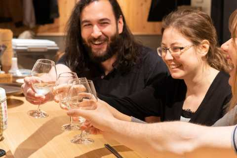 Sake & Food Pairing with Sake Sommelier