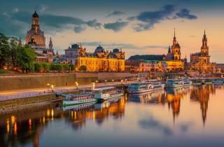 Von Prag: Eintägige Kleingruppentour nach Dresden und Bastei