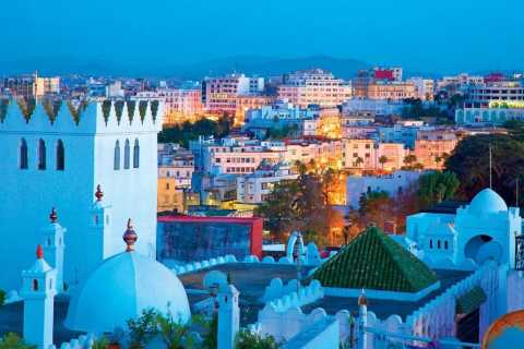 From Rabat: Tangier Day Tour by High-Speed Train with Guide