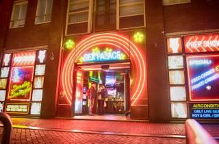 Amsterdam: Rotlichtviertel- und Coffeeshop-Tour