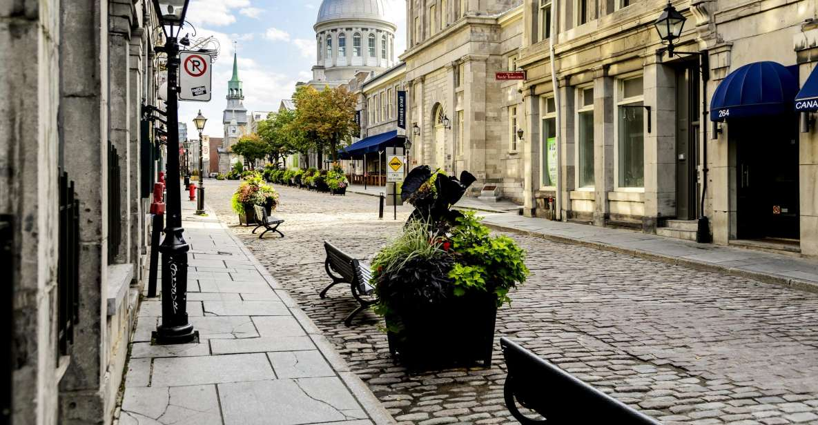 Montreal: Small Group Sightseeing Tour with Seasonal Cruise