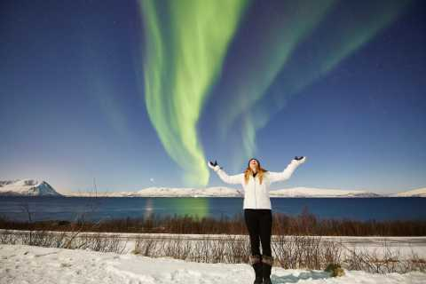 Tromso: Northern Lights Photo Excursion
